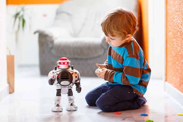 Robot edukacyjny – znakomity pomysł na przemyślany prezent